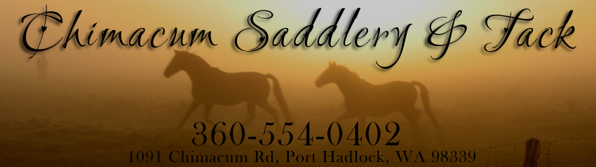 Chimacum Saddlery & Tack Home